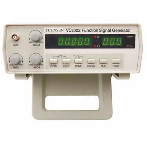 1 New Yitensen pakrite r Function Signal Generator Vc2002 Wholesale From Usa