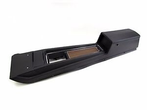 Mustang Console Complete Manual Transmission Deluxe Woodgrain 1970 Acp