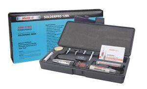 Solder It Pro120k Multi function Butane Heat Tool Kit