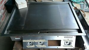 New Hobart 36 Electric Drop in Griddle