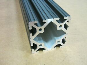8020 Inc Aluminum Extrusion 15 Series 3030 X 42 63 42 79 Black Sc Ml 01
