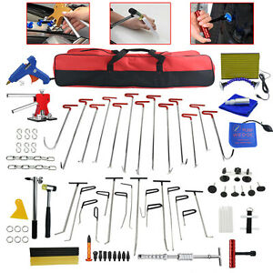 Pdr Tools Push Rod Auto Body Dent Puller Paintless Hail Repair Removal Dhl Ship