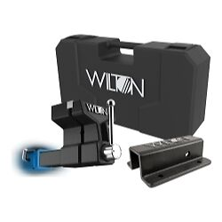 Wilton 10015 All terrain Vise With Carrying Case