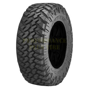 Nitto Trail Grappler M t Lt285 65r18 122q quantity Of 1