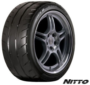 Nitto Nt05 205 50zr15xl 89w Quantity Of 2