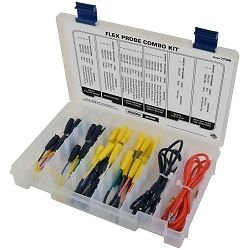 Waekon Industries 77300 Flex Test Probes Combo Kit