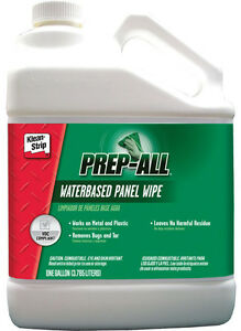 Kleanstrip Gpw364 Prep All Waterbased Panel Wipe Bug Remover