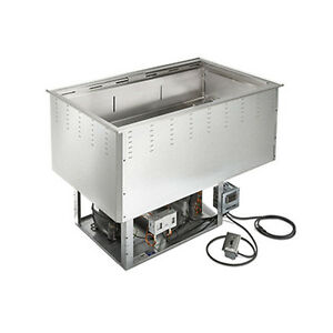 Vollrath Fac 3 3 well Refrigerated Cold Food Well