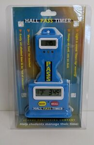 Stokes Publishing Company Hall Pass Timer