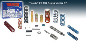 Transgo A340 Aw4 Reprogramming Shift Kit A341 A343 Toyota Jeep Sk340 Hd2