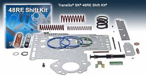 Transgo Shift Kit Dodge Ram Truck Diesel V10 48re 2003 On Sk 48re