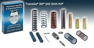 Transgo A340 Aw4 Transmission Shift Kit A341 A343 Toyota Jeep Sk340