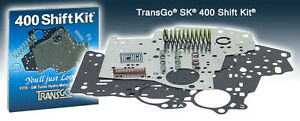Transmission Shift Kit Transgo Th 400 1965 Up Sk400