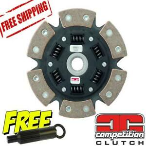Competition Clutch 6 Puck Sprung Disc For Toyota 1 8l 3tc Corolla 99530 1620
