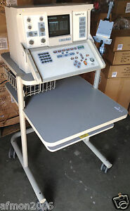 Teca Sapphire Ii 2 1p Eeg Emg System With Accessories Foot Pedal