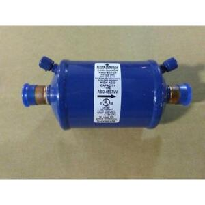 Emerson Asd 45s7 vv dhy00179 45 Cubic Inch 7 8 Sweat Suction Line Filter Drier