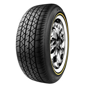 Vogue Tyre Cbr Wide Trac Touring Ii P225 60r16 98h Gw quantity Of 2