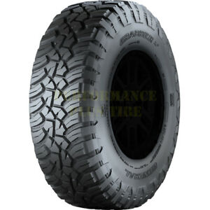 General Grabber X3 35x12 5r15lt 113q 6 Ply Quantity Of 4
