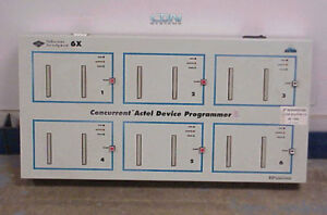 Bp Micro Actel Silicon 6x Concurrent Device Programmer