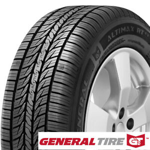General Altimax Rt43 205 55r16 91h Quantity Of 4