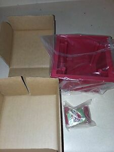 Amseco Potter 4bx 3 Red Surface Mount Back Box