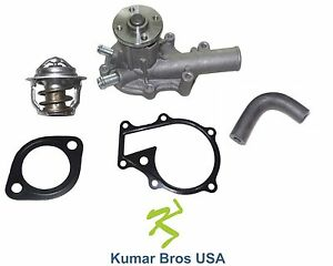 New Kubota Water Rtv x1120dr Rtv x1120dw Water Pump With Return Hose