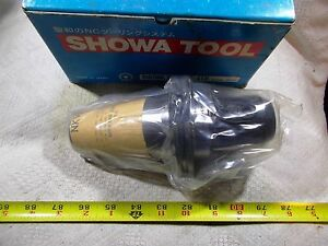 New Showa Cv50 em087 375 Cat50 7 8 Dia End Mill Tool Holder 3 3 4 Gage Length