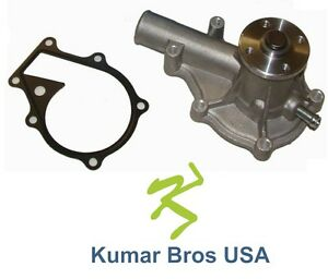 New Kubota Sub Compact Tractor Water Pump Bx2660 Bx22 Bx2200 Bx23