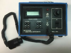 Teledyne Analytical Instruments Oxygen Analyzer 354