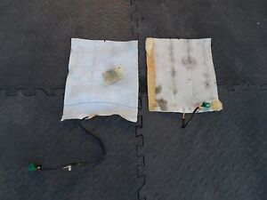 05 06 07 Jeep Grand Cherokee Seat Heating Element Pad Set