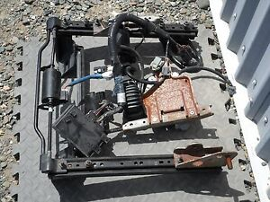 03 04 05 06 Ford Expedition A C 8 Way Power Seat Track Passenger Rh