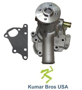 New Ford New Holland Skid steer Loader L140 Ls140 Water Pump