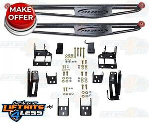 Pro Comp 72500b 50 Lateral Traction Bars For 2004 2015 Ford F 150 Toyota Tundra