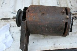 Ford Lincoln Mercury Flathead V8 6 Volt 35 Amp Generator Used Needs A Rebuild