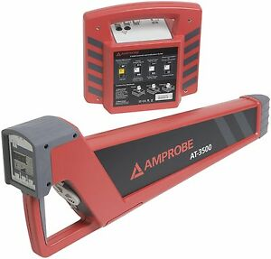 Amprobe At 3500 Underground Cable Locator Rigorously Tested For Safety Ce And Ac