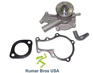 New Kubota Rtv900w Rtv900w6 Water Pump With Return Hose