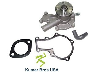 New Kubota Rtv900t Rtv900t5 h t2 Water Pump With Return Hose