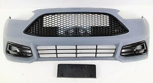 Replacement Front Bumper Conversion Kit Assembled 15 18 Ford Focus St