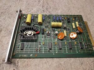 Reliance Electric 0 52861 Control lot Of 2 Used
