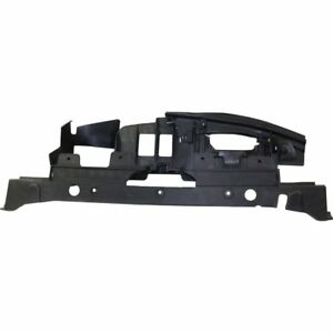 22983413 Gm1224113 New Radiator Support Cover Chevy Chevrolet Cruze 2014