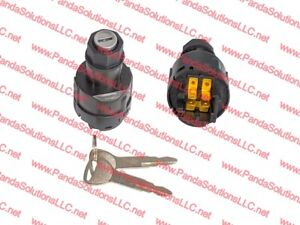 Toyota Forklift Truck Ignition Switch 57590 23342 71 ty57590 23342 71