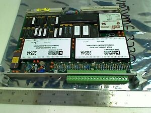 Vmic Thermocouple Card Vmic Vmebus 3230 N230 Vmivme 3230