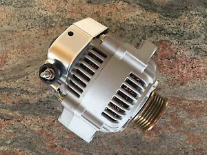 145 Amp New High Output Hd Alternator Generator For Toyota Celica Camry Supra