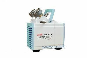 Lab Diaphragm Vacuum Pump Oil Free 30 L min Gm 0 50a
