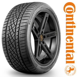 Continental Extremecontact Dws06 245 35zr19xl 93y Quantity Of 4