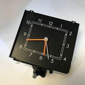 General Time Automotive 12 Volt Clock