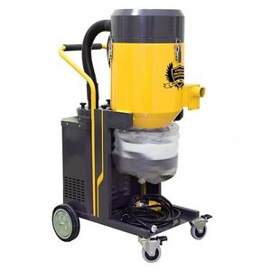 Xtreme Polishing Systems Industrial Vacuum 2s Heavy Duty Concrete Grinder Vac