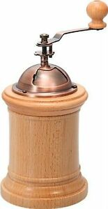 Hario Coffee Mill Grinder Column Wood Cm 502c Japan Import