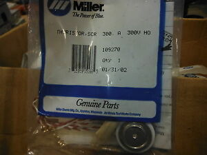 Miller Thyristor Scr 300v Part 109270 New