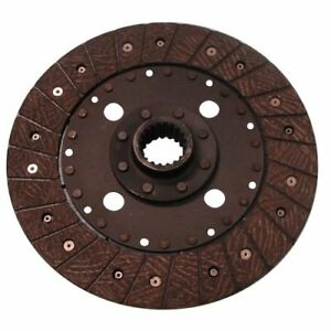New Clutch Disc For Kubota L2900 L2900dt L2900dtgst L2900f L3010 L3010dt